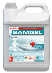 Alcohol en gel Sanigel