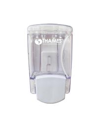 Dispenser de jabón líquido Clear 400ml – Acrílico y ABS