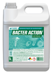Desinfectante Bacter Action Herbal