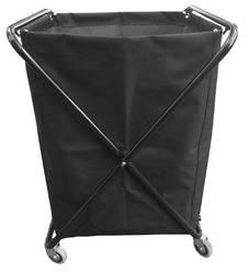 Carro porta sábanas Dust Export Black