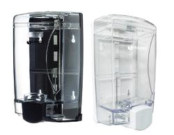 Dispenser de jabón líquido Clear 1lt – Acrílico y ABS