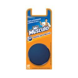Bloque para mochila inodoro Mr Músculo