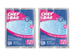 Bolsa para alimentos Chef Bag
