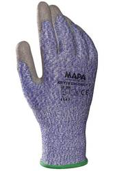 Guantes de poliuretano MAPA Krytech 586