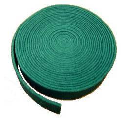 Fibra verde en rollo