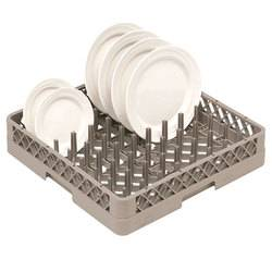 Rack para platos con espigas