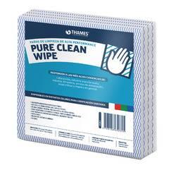 Paños Pure Clean Wipe