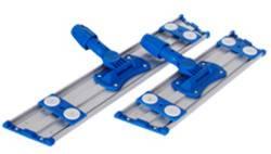 Armazón de aluminio y pvc para microfibra