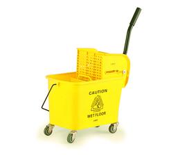 Carro prensa mopa Bucket Mini