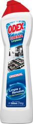 Limpiador crema Odex