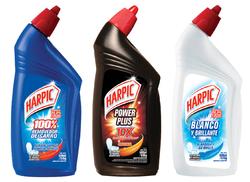 Limpia inodoros Harpic