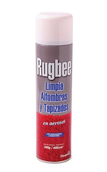 Limpia alfombras Rugbee
