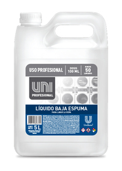 Jabón líquido para ropa UNI Profesional 5l