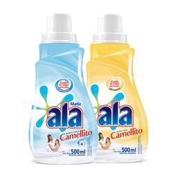 Detergente Camellito Ala ropa fina