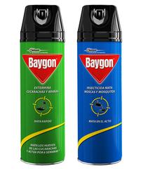 Insecticidas Baygon