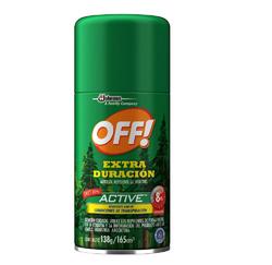 Repelente Off Verde Extra duración