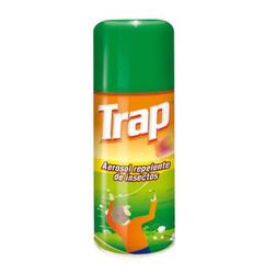 Repelente Trap verde en aerosol