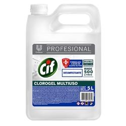 Limpiador Cif cloro gel multiuso