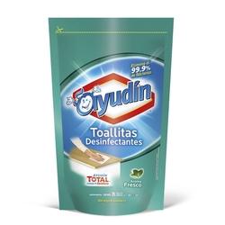 Toallitas desinfectantes Ayudín