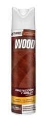 Lustramuebles en aerosol Wood