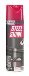 Abrillantador de acero inoxidable en aerosol Steel Shine