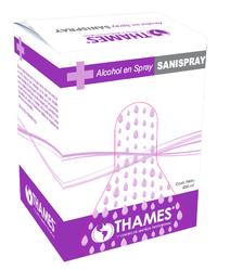 Alcohol en spray Sanispray Bag in Box