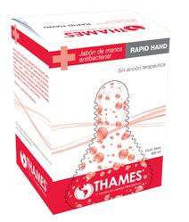 Jabón antibacterial Rapid Hand Bag In Box (Tradicional y Espuma)