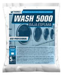 Detergente en polvo Wash 5000
