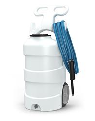 Carro generador de espuma