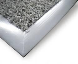 Tapetes de rulos de pvc a medida – polvo y sólidos