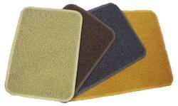 Tapetes de rulo de pvc precortados – polvo y sólidos